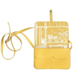Keecie Handtasche Lunch Break yellow