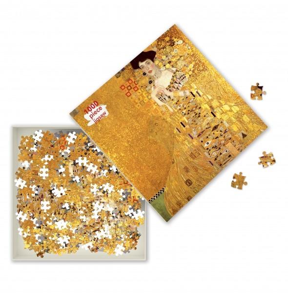 Flame Tree Publishing Puzzle Portrait  of Adele Bloch-Bauer 1000 pieces