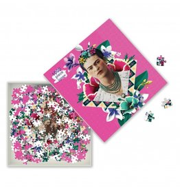 Flame Tree Publishing Puzzle Frida Kahlo 1000 pieces