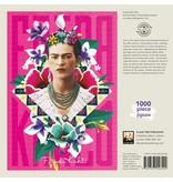 Flame Tree Publishing Puzzle Frida Kahlo1000 pieces