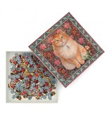 Flame Tree Publishing Puzzle Lesley Anne Ivory Blossom 1000 pieces