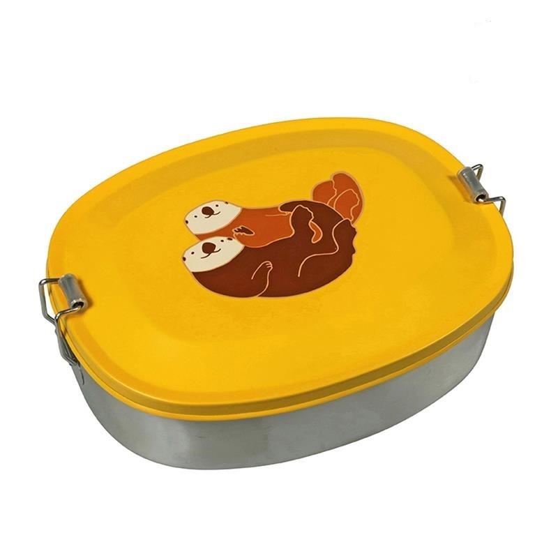 The Zoo Butterbrotdose Sea Otter