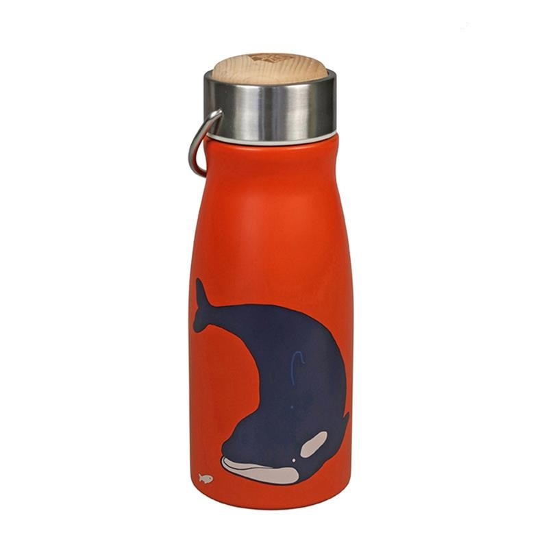 The Zoo Thermos Flask mini Orca