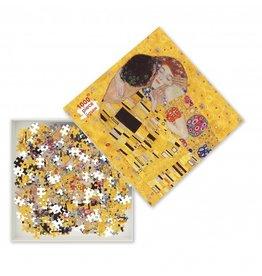 Flame Tree Publishing Puzzel The Kiss 1000 stukjes
