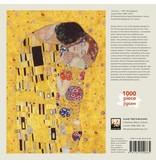 Flame Tree Publishing Puzzle The Kiss 1000 Stücke