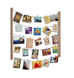 Umbra Photo Frame Hang It wood natural