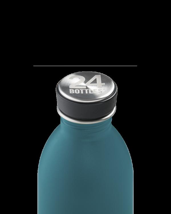 24Bottles Getränkeflasche Urban Bottle 0,25 L Stone Atlantic Bay