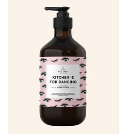 The Gift Label Handlotion Kitchen is for Dancing 250ml