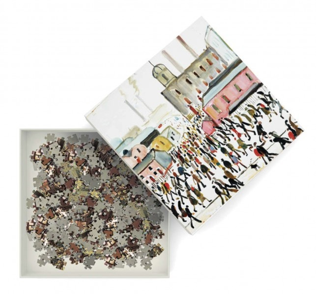 Flame Tree Publishing Puzzle Going to Work 1000 pieces
