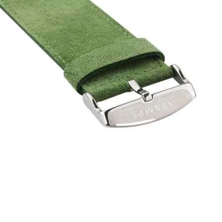 S.T.A.M.P.S Armband Wild Leather forest