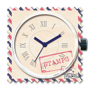 S.T.A.M.P.S Uhr  Stamps