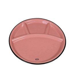 Cabanaz Fondue plate pink