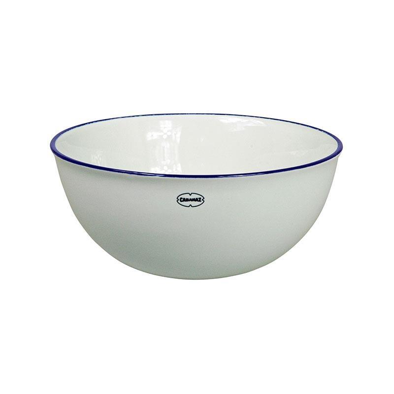 Cabanaz Salad bowl 800 ml white