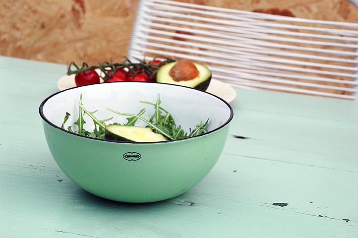 Cabanaz Salad bowl 800 ml green