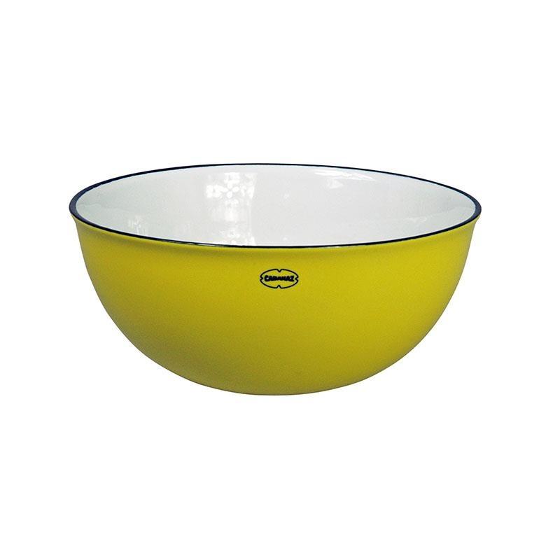 Cabanaz Salad bowl 800 ml yellow