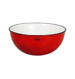 Cabanaz Salad bowl 800 ml red