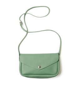 Keecie Leather Bag Humming Along forest
