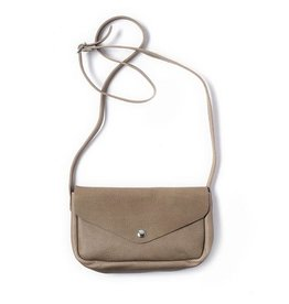 Keecie Leather Bag Humming Along moss used look