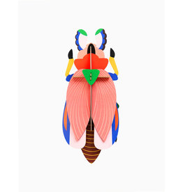 Studio Roof 3D Wanddekoration  Giant Lady Beetle