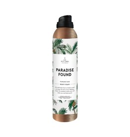 The Gift Label Shower Foam Paradise Found 200ml