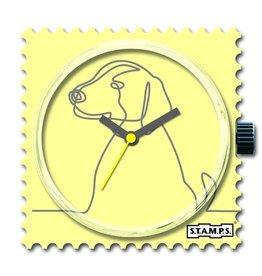 S.T.A.M.P.S Klokje Lovely Dog