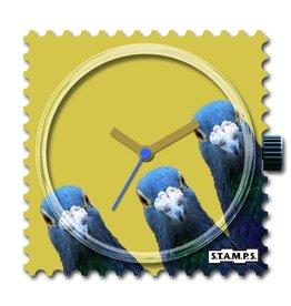S.T.A.M.P.S Horloge The Gang