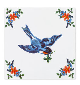 Storytiles  Decorative Tile Lucky Charm small