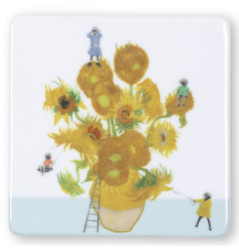 Storytiles  Magnet The Sunflower Expedition mini
