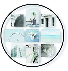 Umbra Fotolijst Collage Infinity Wall Float zwart