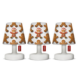 Fatboy Mini Cappie set of 3 Gingerbread