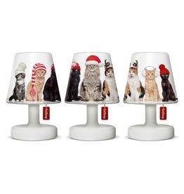 Fatboy Mini Cappie set of 3 X-Mas Cats