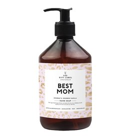 The Gift Label Hand soap Best Mom 500ml