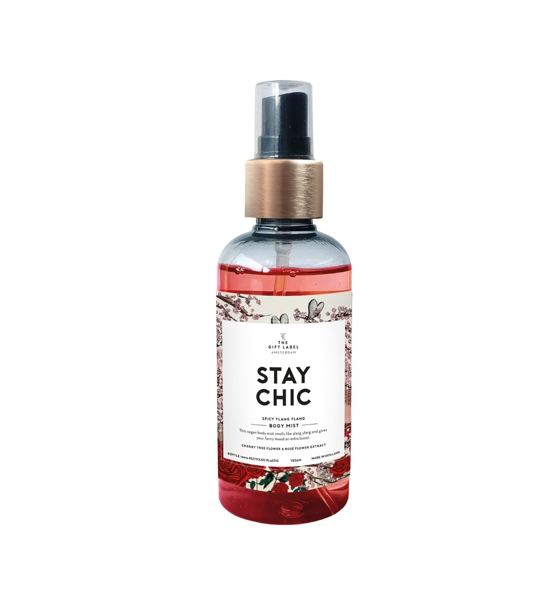 The Gift Label Body Mist Stay Chic 100ml