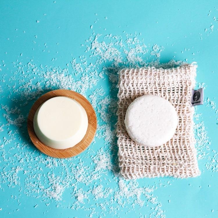 Shampoo Bars Shampoo block Coconut for every hair type