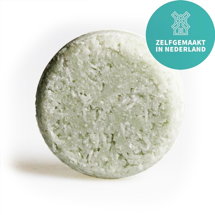 Shampoo Bars Shampoo block Melon for normal to greasy hair