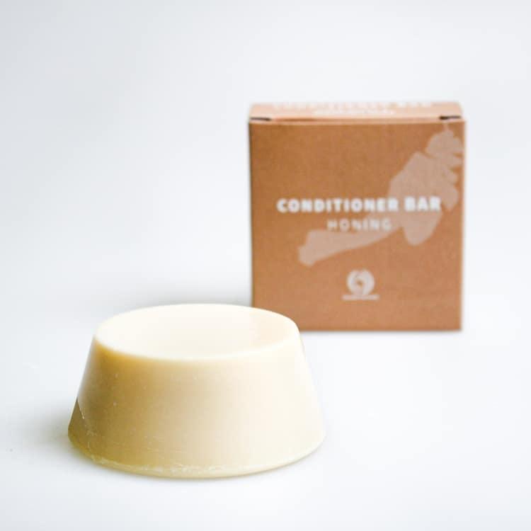 Shampoo Bars Conditioner blok Honing voor zacht en pluisvrij haar