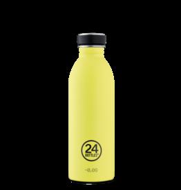 24Bottles Drinkfles Urban Bottle 500 ml Stone Citrus