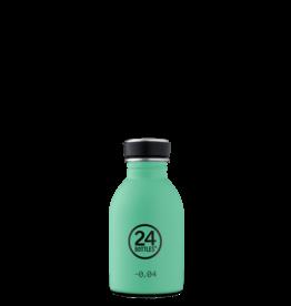 24Bottles Drinkfles Urban Bottle 0,25 L Stone Mint
