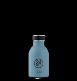 24Bottles Urban Drinking Bottle  0,25 L Stone Powder Blue