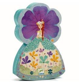 Djeco Puzzel Prinses van de Lente