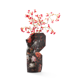Pepe Heykoop Paper Vase Cover Still Life with Flowers large