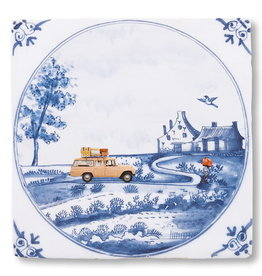 Storytiles  Decorative Tile East West Home is Best small