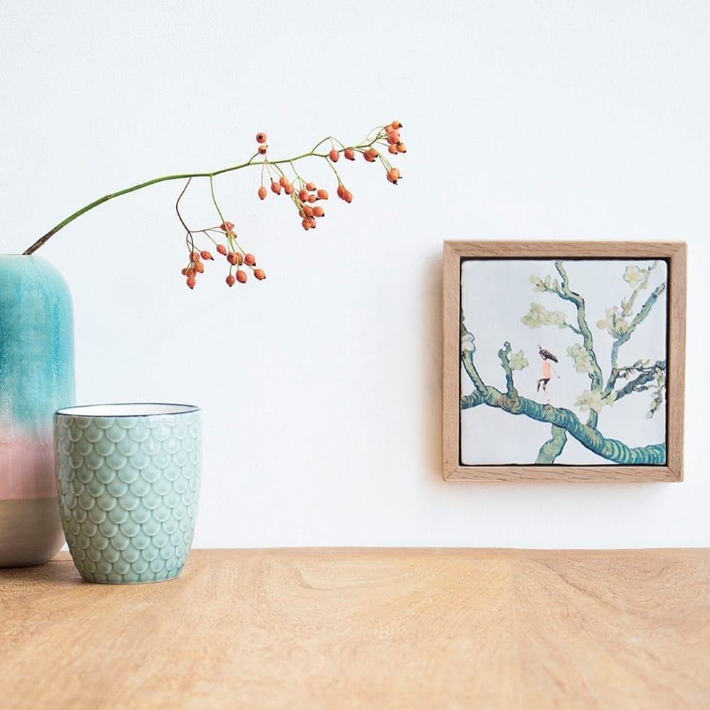 Storytiles   Decorative Tile Little Filly medium