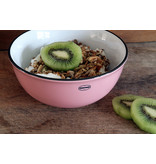 Cabanaz Breakfast bowl Pink 550 ml