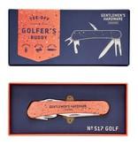 Gentlemen's Hardware Golf Multi-Tool with 6 functions