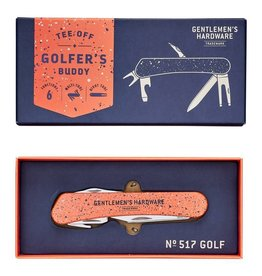 Gentlemen's Hardware Golf Multi Tool