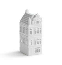&Klevering Theelichthouder Grachtenhuis Toren