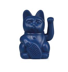 Donkey Products Lucky Cat donkerblauw