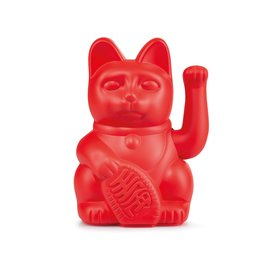 Donkey Products Lucky Cat rood