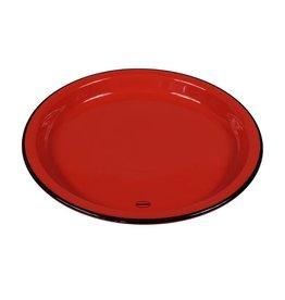 Cabanaz Diner Platte large rot 27cm